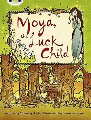 book cover of Moya, the Luck Child