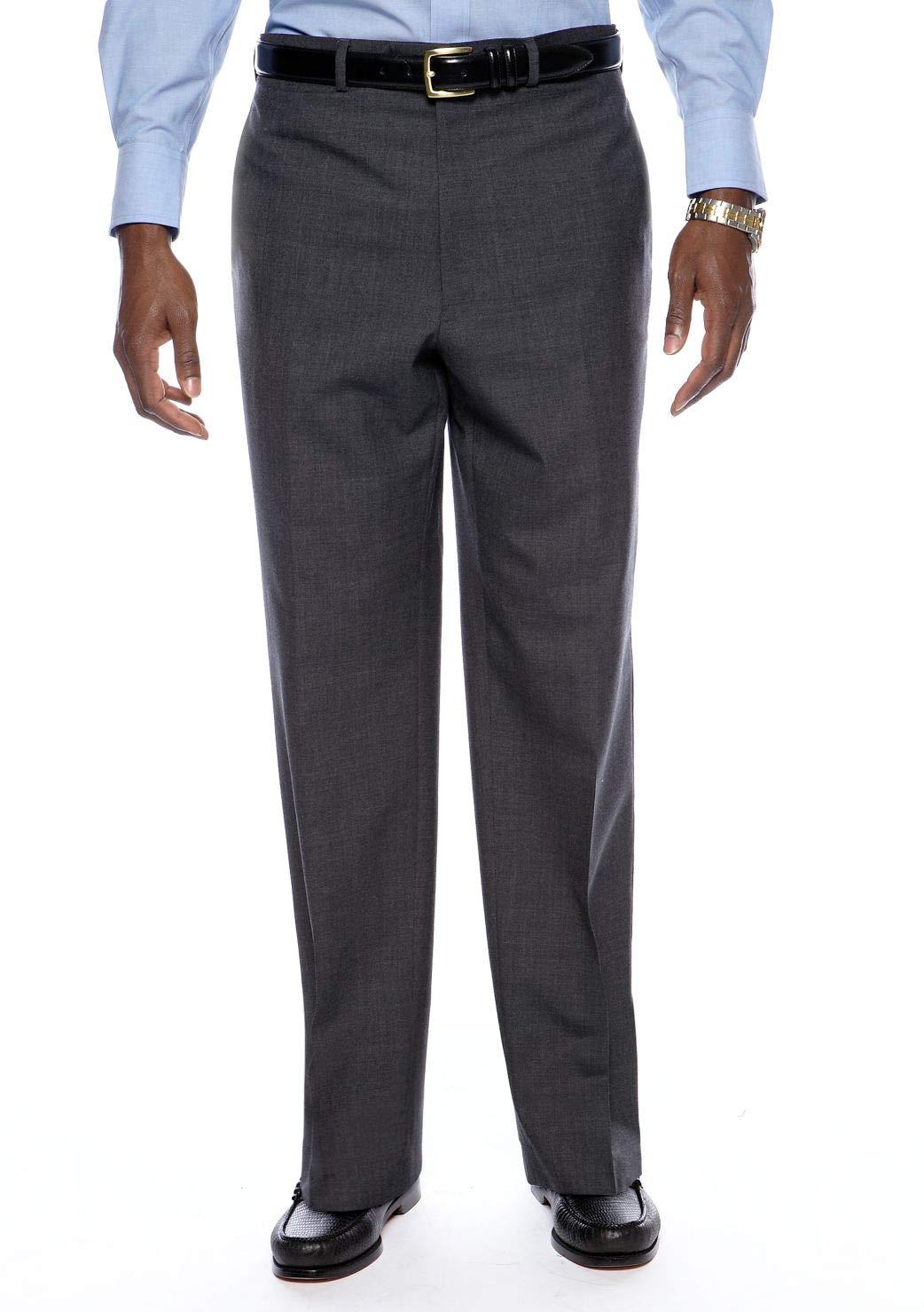 Ralph Lauren Boys Husky Dress Pants (Grey, 12 Husky)