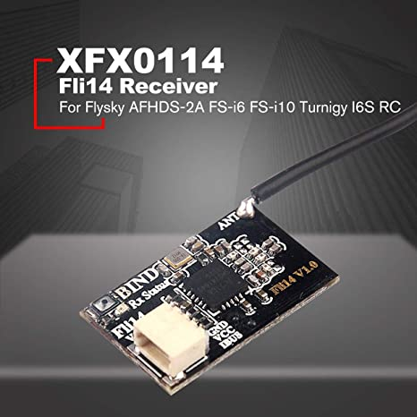 Remote & App-Controlled Devices Lorenlli Fit Fli14 14CH Mini