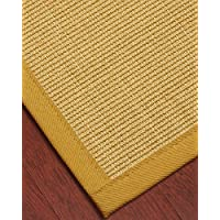 Natural Area Rugs Aconcagua Collection Eco Friendly Handmade Natural Sisal Fiber Runner Rug, Tan (2 6 x 8)