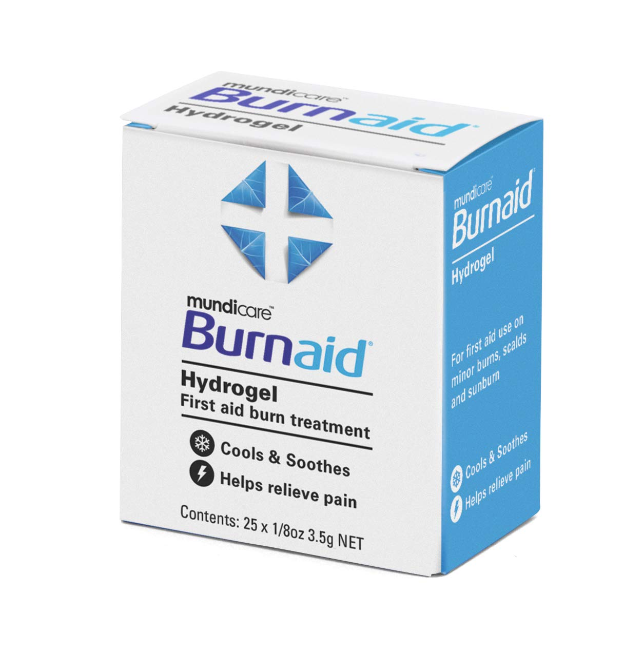 Medique Products 3066 Burn Aid Packets