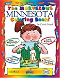 The Cool Minnesota Coloring Book, Carole Marsh, 0793398592