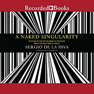 A Naked Singularity Audiobook