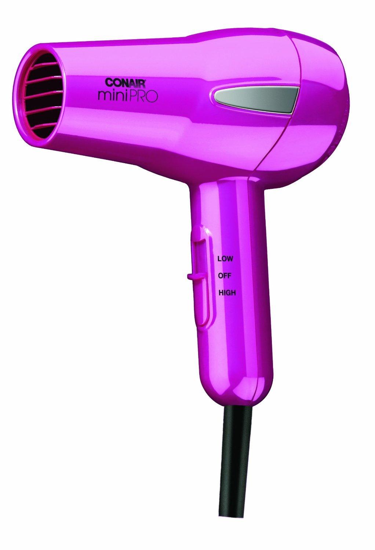 Conair 127NP 1875W Plata secador - Secador de pelo (Plata 7340d66bfe40