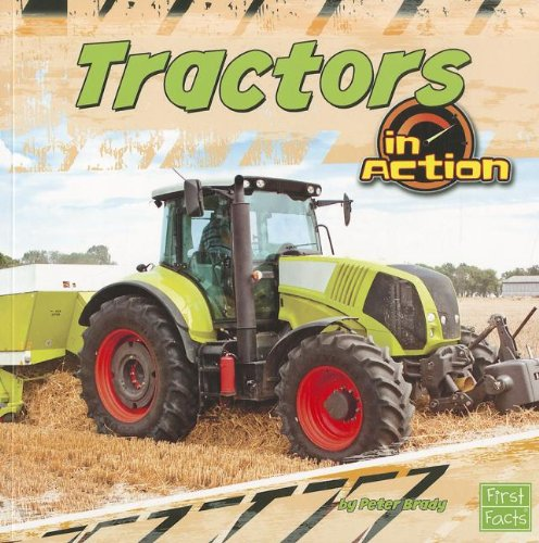 Download Tractors in Action (Transportation Zone) ebook