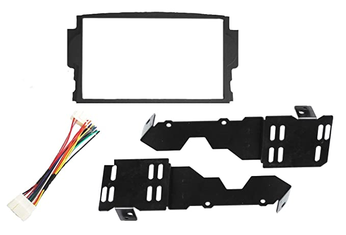 Amazoncom New Aftermarket Radio Installation Double Din Dash Kit - 2004 acura tl dash kit