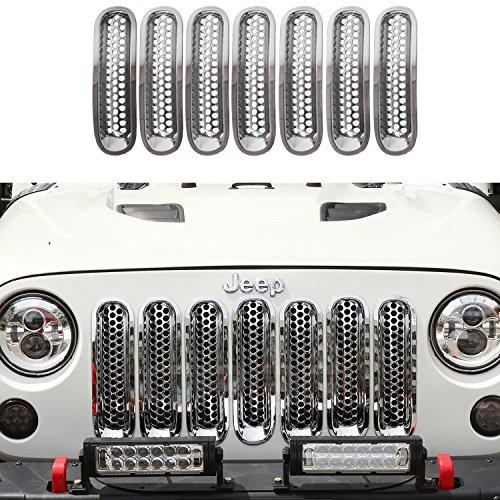 Chrome Jeep Wrangler Accessories Amazon