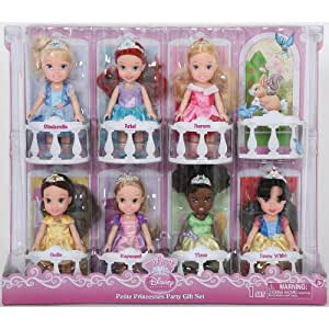 Amazon Com My First Disney Princess Petite Princesses