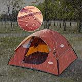 MKeep 2-3 Person Tent - Dome Tents for