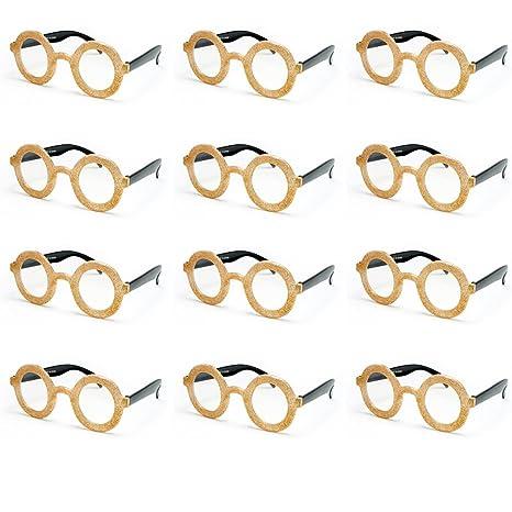 56657529dbae Amazon.com: Newbee Fashion Sunglasses Glitter Minion Despicable Me Glasses:  Clothing
