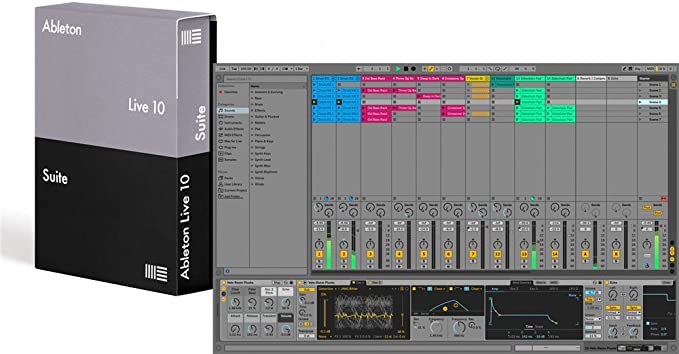 ableton live 10 free download for pc