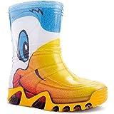 Demar. Boys' Boots Blue Blue