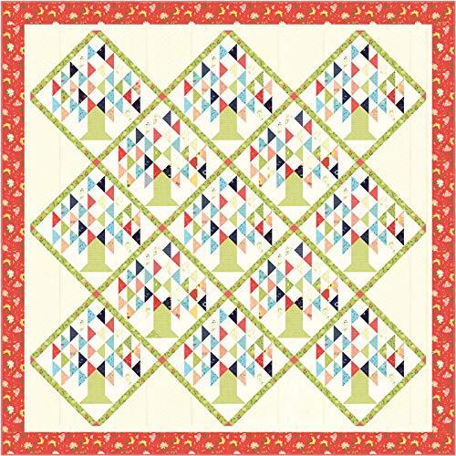 - Sherri and Chelsi Clover Hollow Family Tree Quilt Kit Moda Fabrics KIT37550