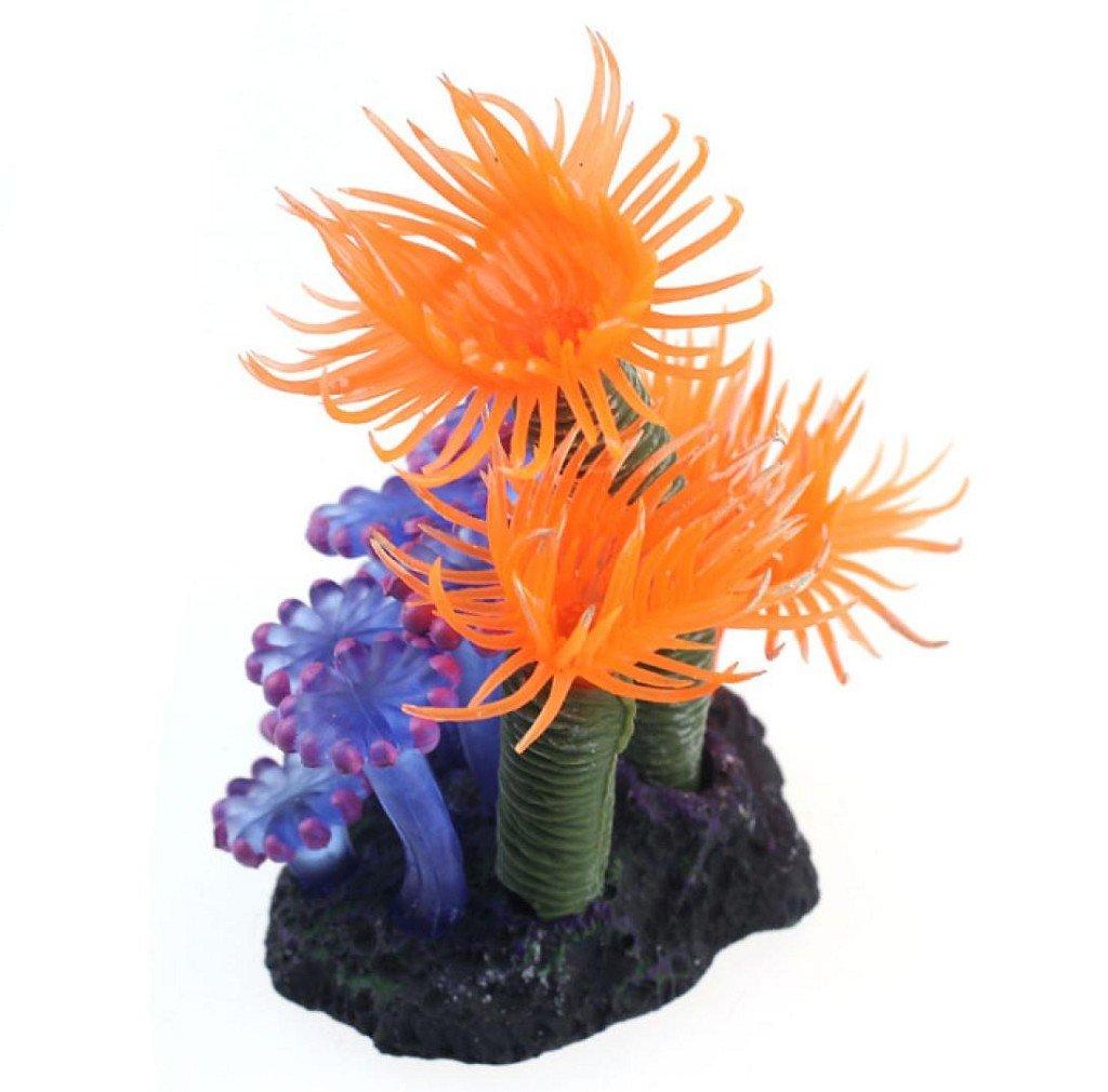 Tefamore artificiale resina corallo acquario decorazione bella