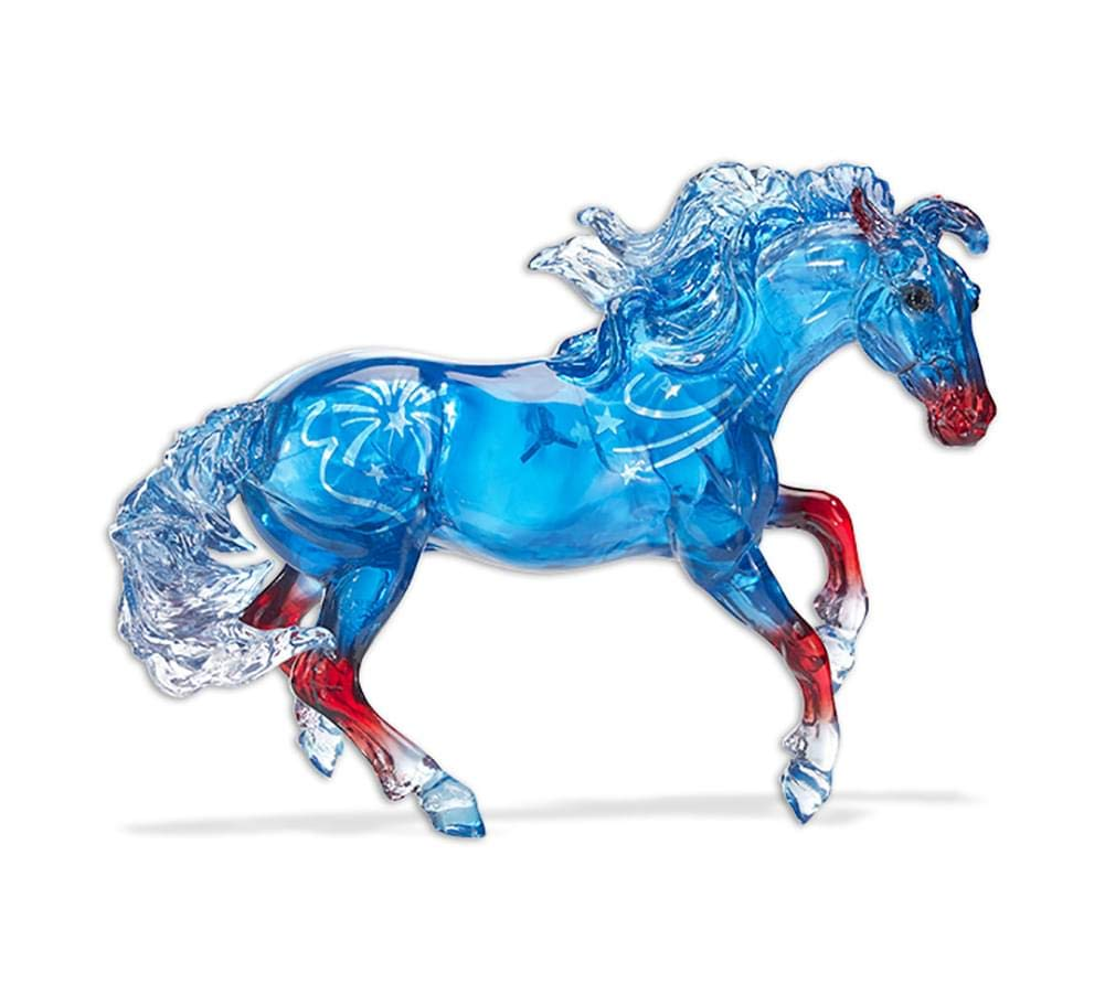 Breyer 90.1799 - Figura decorativa de caballo, multicolor