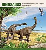 Dinosaurs 2019 Wall Calendar