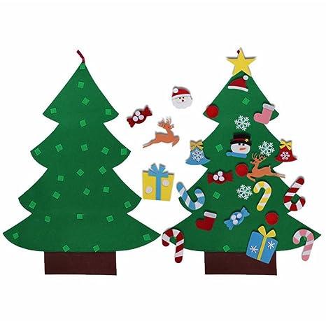 Regali Di Natale Fatti A Mano Per Bambini.Zantec Bambini Fatti A Mano Decorazioni Di Natale Albero Di Natale