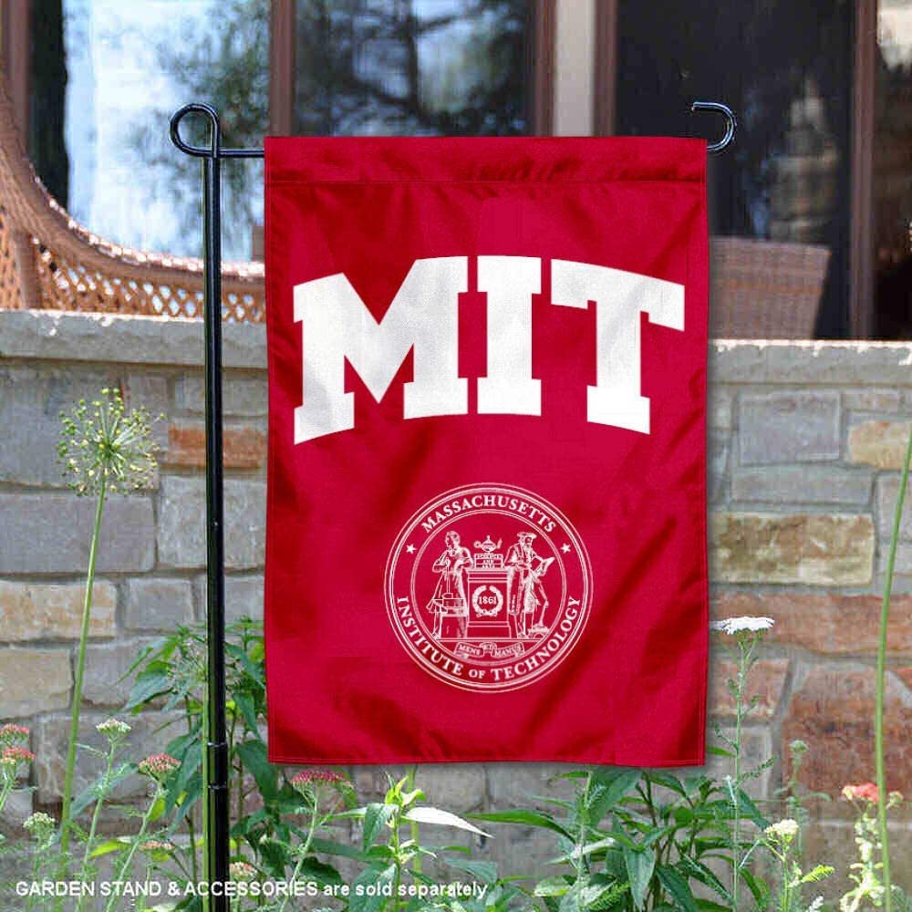 College Flags & Banners Co. MIT Engineers Garden Flag