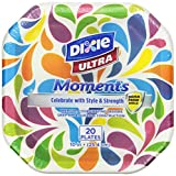 Dixie Ultra Moments Plates, 10 Inch, 120 Count