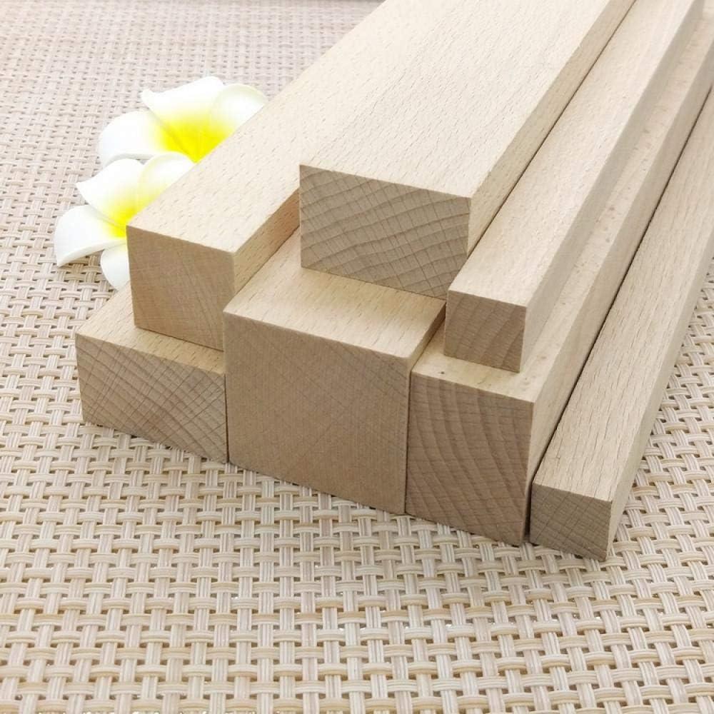 fuwz Ulmenholzbrett Vier Seiten Length50 Die DIY Materielle L/änge 100Cm///Verschiedene Spezifikationen 1.5Cm/_4Pcs Hobeln 1.5