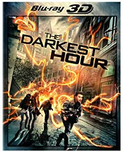 NEW Hirsch/minghella/thirlby - Darkest Hour 2d-3d (Blu-ray)