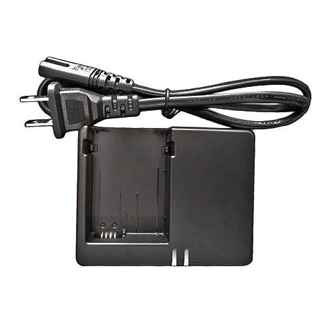 Elviray Cargador de batería para cámara Canon LP-E8 LPE8 E8 ...