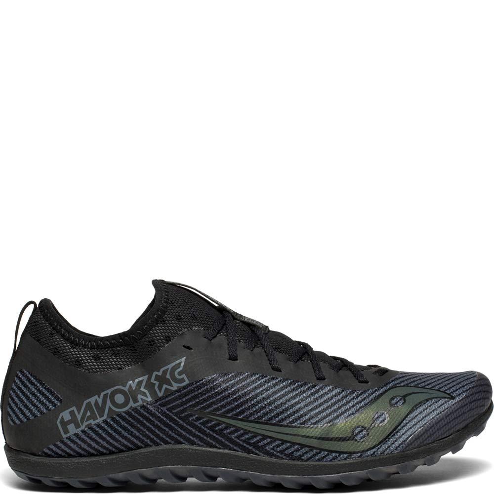 Saucony Men's Havok XC2 Flat Track Shoe, Black, 11 M US by Saucony
