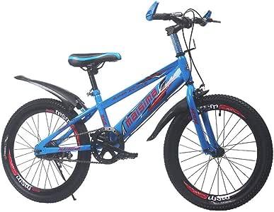 MUYU Bicicleta de montaña para niños 20,22 Pulgadas Adulto ...