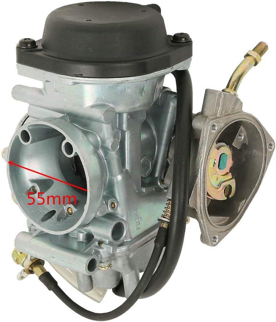 Ltz400 Carburetor Fit Suzuki Repair Ltz 400 Quadsport 2003-2007 Kawasaki Kfx400 03-06 Repair Carb