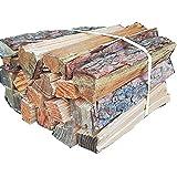 焚き木 針葉樹 宅配80サイズ段ボール箱入り1箱 【産地】長野県 薪の長さ約30~35cm 参考:重量約3~4kg前後
