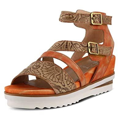 L'Artiste by Spring Step Nolana Sandals Y7pSMGuA