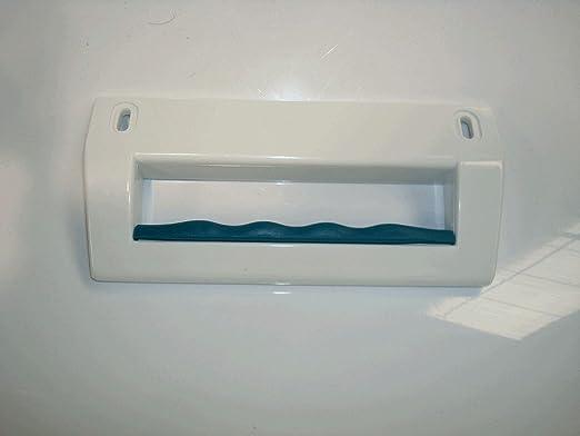 Maneta tirador puerta Frigorifico Congelador combi ZANUSSI 16 cm ...