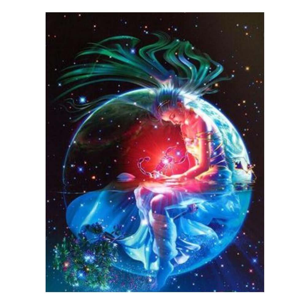 1000 Piezas Clásico Hermoso 12 Constelaciones Niños Adultos Rompecabezas- Escorpio Black Temptation