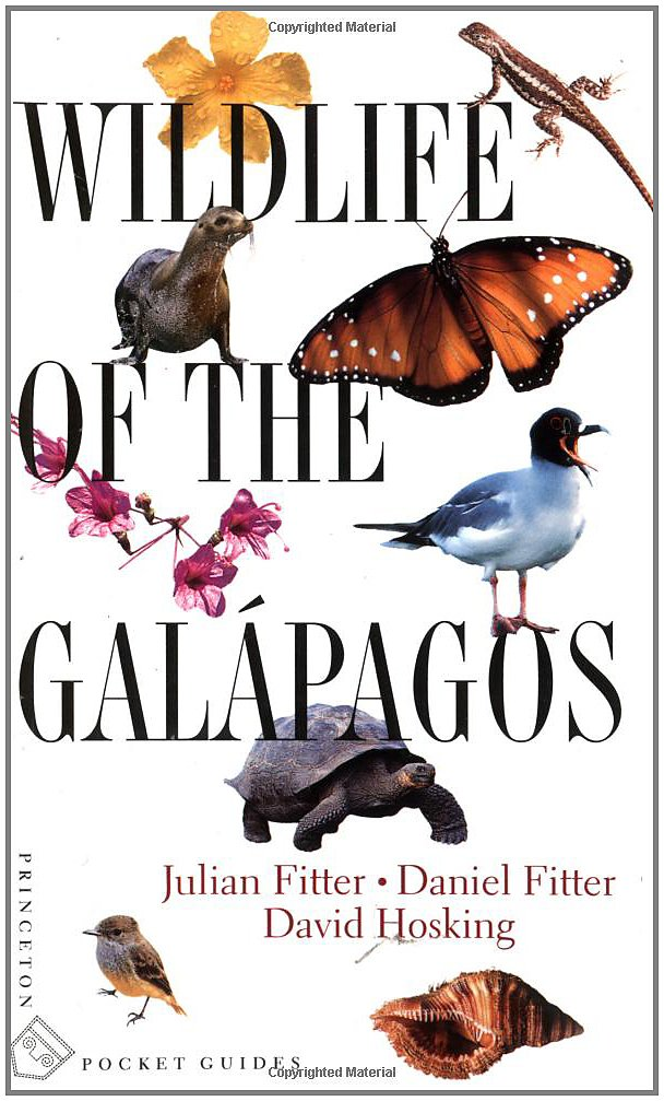 Wildlife of the Galapagos (Princeton Pocket Guides)