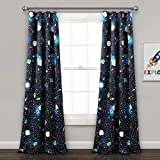 Lush Decor Home Fashion Star Curtains Review and Comparison