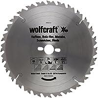 Wolfcraft 6662000 6662000-1 Hoja de Sierra Circular HM