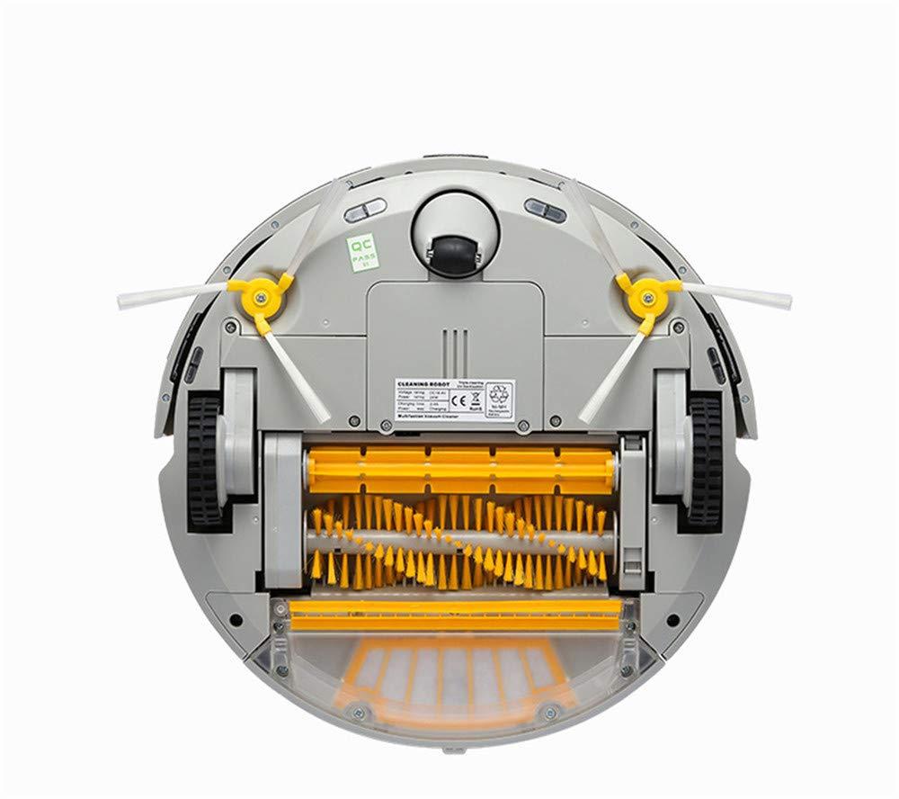 Fonctionne sur Un Sol Dur Capteur De Chute Auto-Recharge Automatique E-KIA Robot Balai Aspirateur sans Fil Robot Laveur De Sol Aucun Bruit