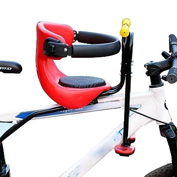4f05daedb NACHEN Baby Bike Seat Bicicletas Asientos para niños Sillas Delanteras  Asientos de Seguridad