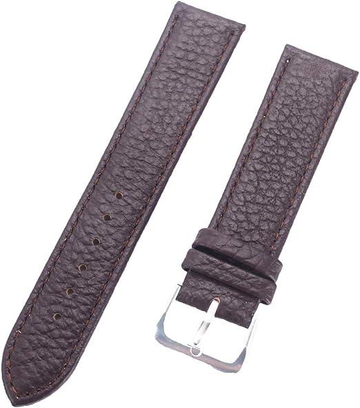 12mm 14mm 16mm 18mm 20mm Bracelet de Montre en Cuir Montre