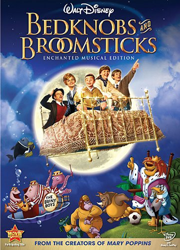 Bedknobs and Broomsticks (Enchanted Musical Edition) Angela Lansbury Roddy McDowall John Ericson Bruce Forsyth