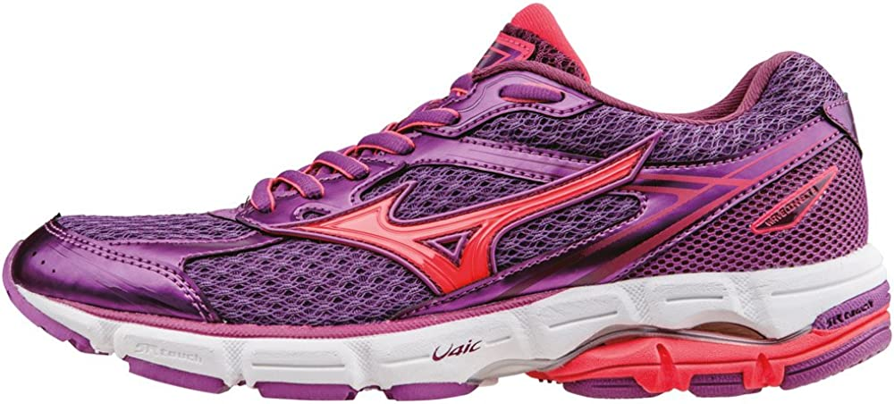 Mizuno Wave Connect 3 Wos - Zapatillas de Running Mujer: Amazon.es: Zapatos y complementos