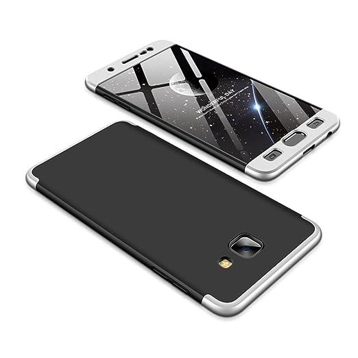 innovative design fd5d1 9be37 Galaxy J7 Max Case, Samsung Galaxy J7 Pro Full Body 3 in 1 Protection  Premium Hybrid Bumper Case Hard PC CASE for Galaxy J7 Max/j7 Pro (Galaxy J7  Pro ...