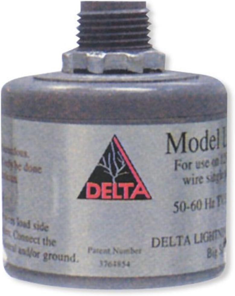 0-300 Volt AC For 120//240 VAC Water Wells Delta Lightning AC Surge Arrestor   LA302