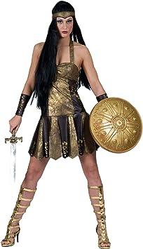 Funny Fashion Disfraz de Gladiador Romano Guerrero Romano con ...