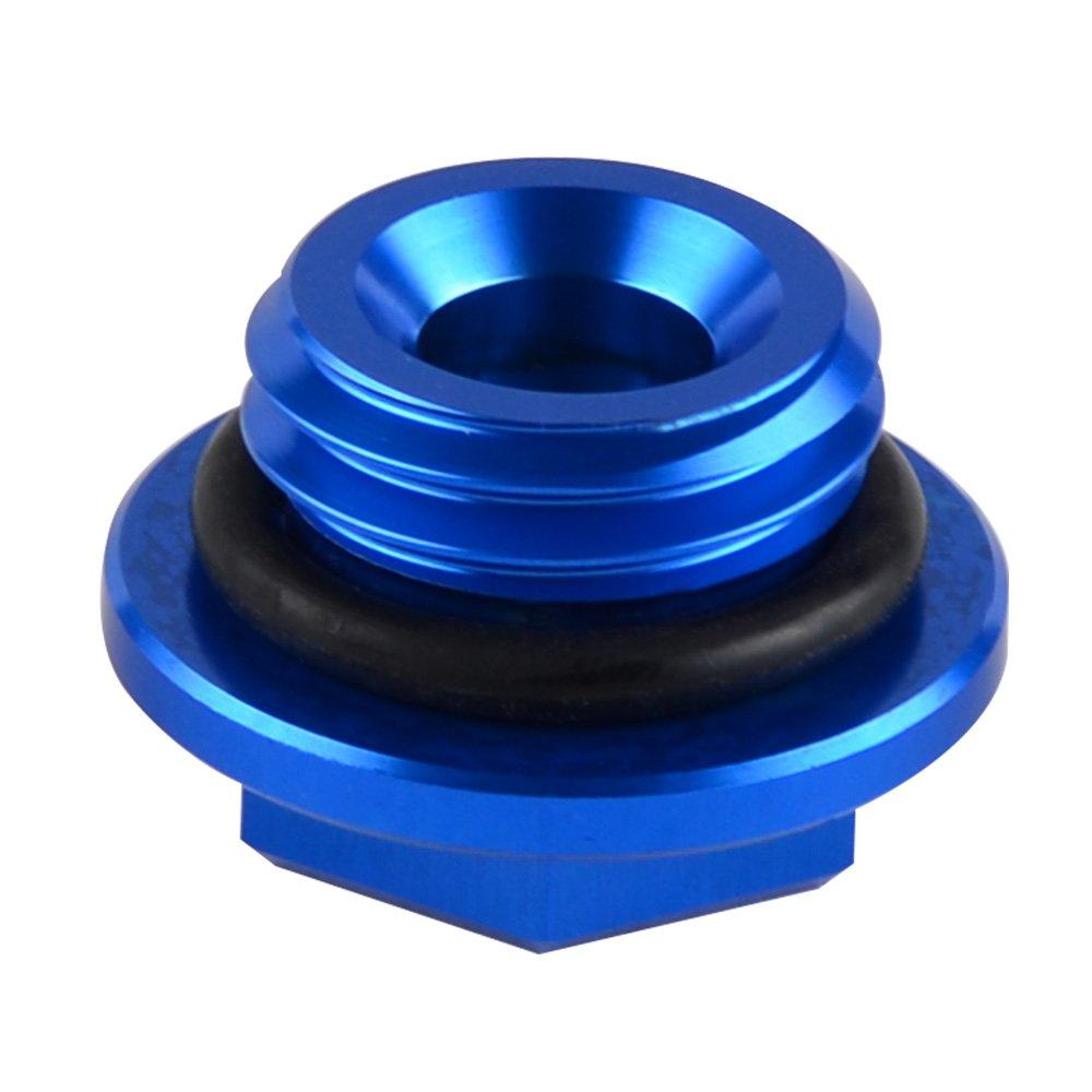 SEE FITMENT NICECNC Red Engine Oil Filler Plug Cap Replace Yamaha YZ125 YZ250 1999-2018,WR250F YZ450F WR450F 2003-2017,Honda CBR600RR//929RR//954RR CB1100 CBR1000RR//1000S