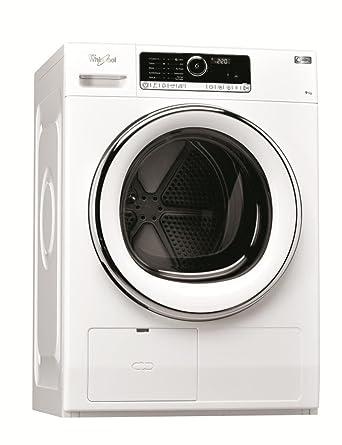 De secadora bomba a calor Whirlpool inducción 9 kg a + +: Amazon ...