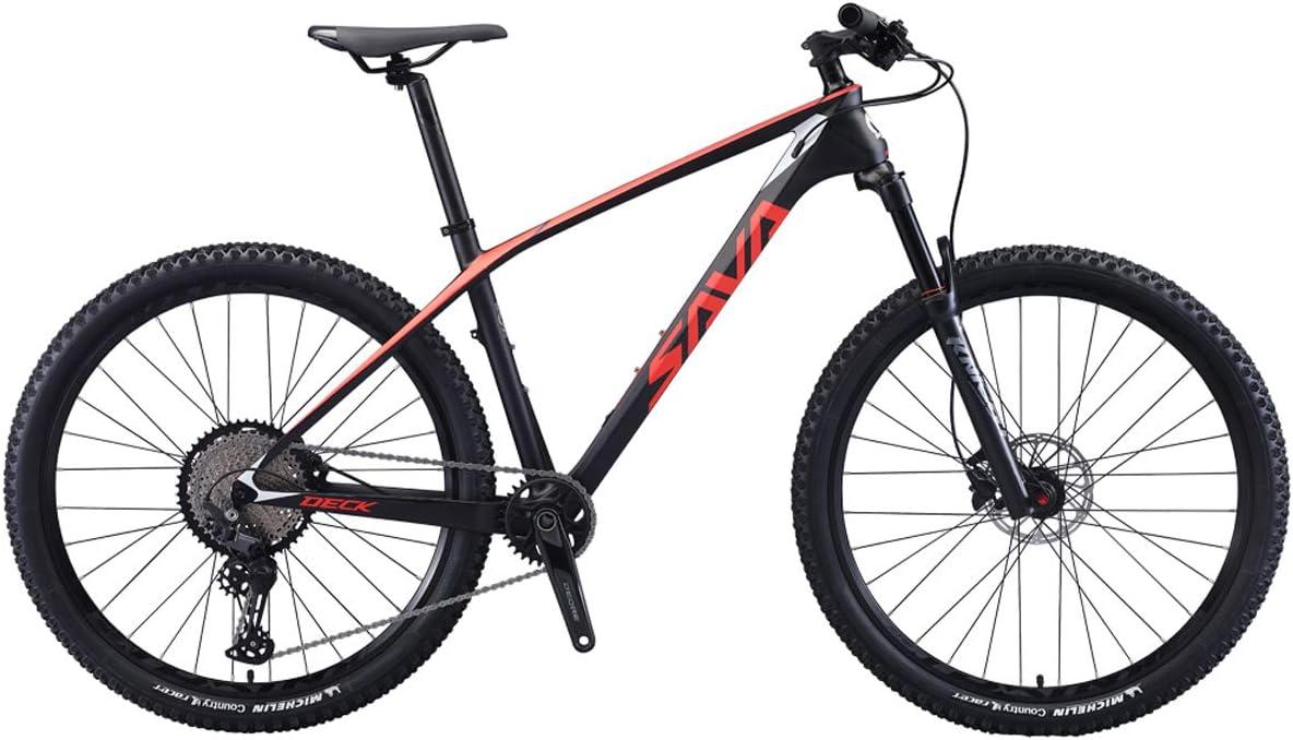 SAVADECK Flamme1.0 Bicicleta de montaña de Carbono 27,5