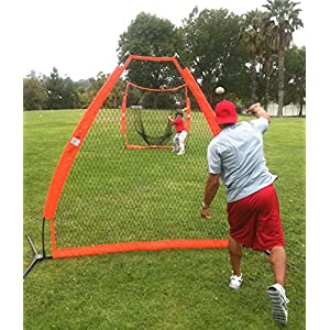 Bow Net Portable Pitching Screen (7 x 7 feet)