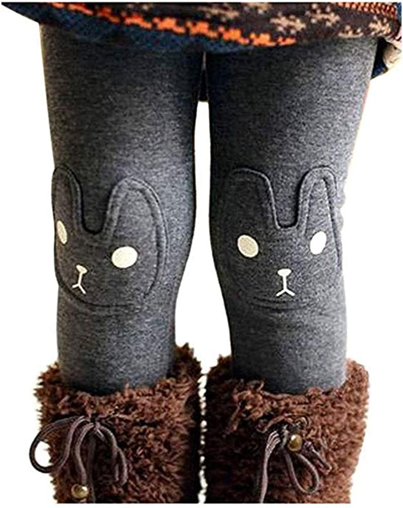 Brody /& Co/® Leggings da bambina in pile termico