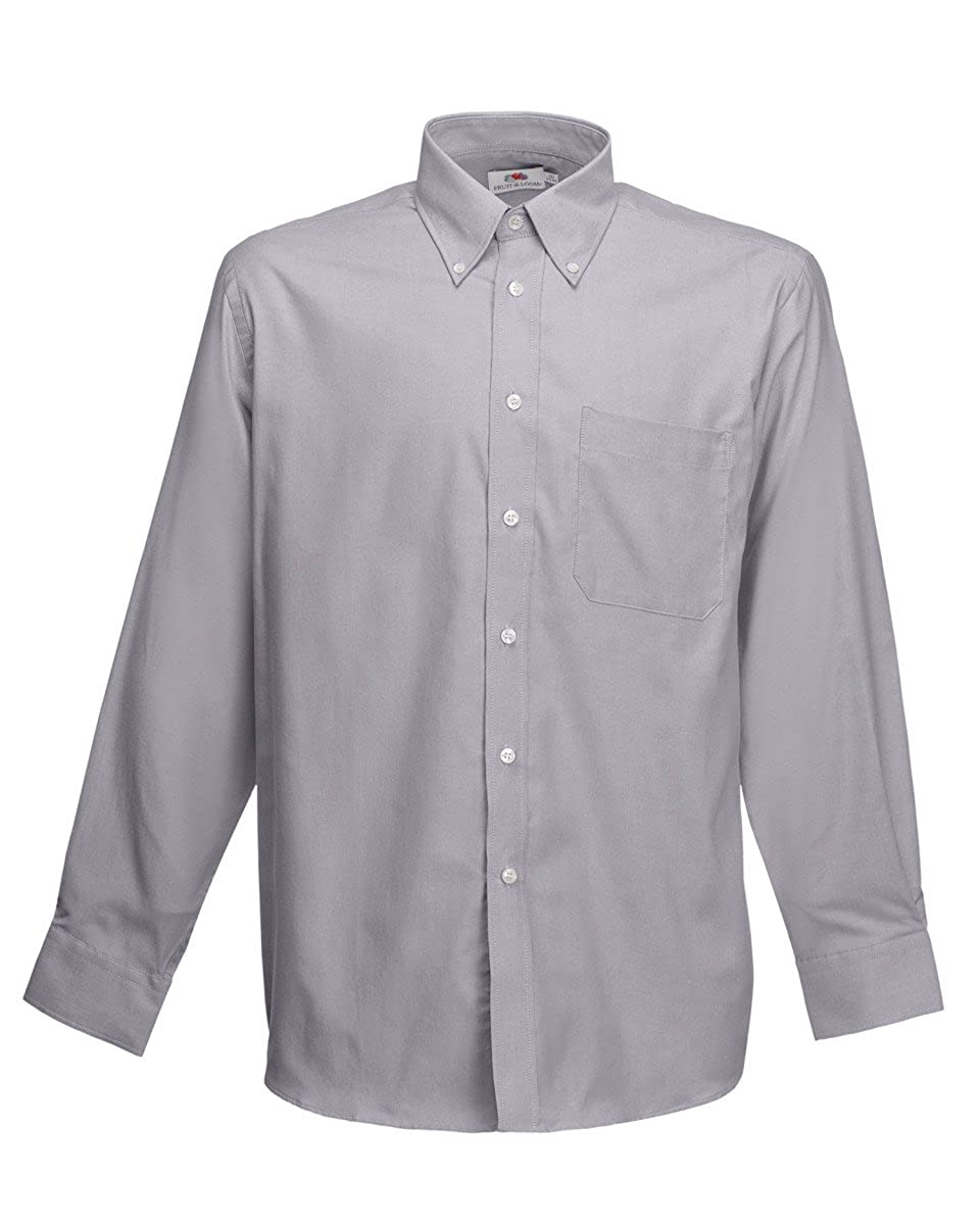 Fruit of the Loom Oxford Long Sleeve Shirt